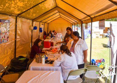 Feria de la Salud 2019 Grupo GAMI en Amphenol18