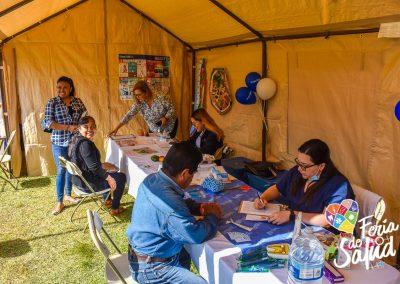 Feria de la Salud 2019 Grupo GAMI en Amphenol20