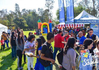 Feria de la Salud 2019 Grupo GAMI en Amphenol23