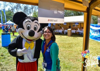 Feria de la Salud 2019 Grupo GAMI en Amphenol30