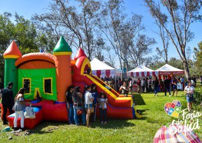 Feria de la Salud 2019 Grupo GAMI en Amphenol33