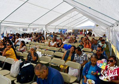 Feria de la Salud 2019 Grupo GAMI en Amphenol35