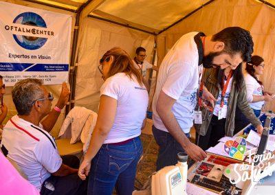 Feria de la Salud 2019 Grupo GAMI en Amphenol40