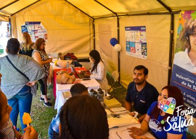 Feria de la Salud 2019 Grupo GAMI en Amphenol43