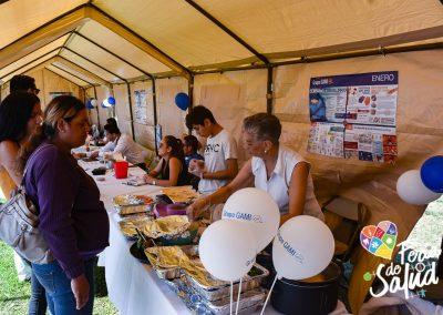 Feria de la Salud 2019 Grupo GAMI en Amphenol47