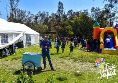 Feria de la Salud 2019 Grupo GAMI en Amphenol55