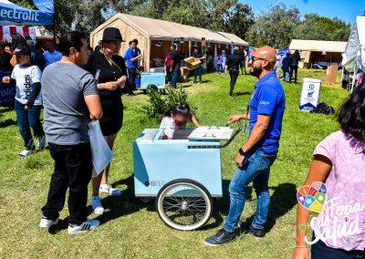 Feria de la Salud 2019 Grupo GAMI en Amphenol56