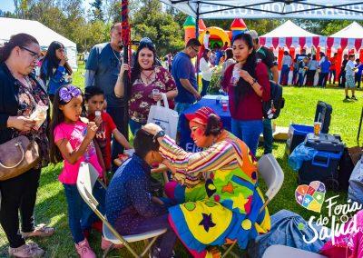 Feria de la Salud 2019 Grupo GAMI en Amphenol58
