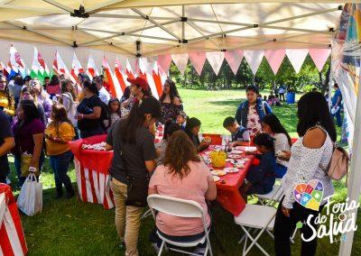 Feria de la Salud 2019 Grupo GAMI en Amphenol66