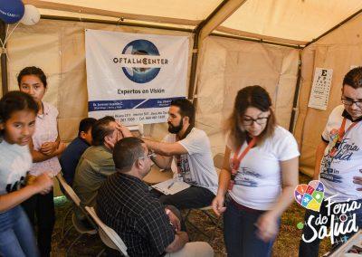 Feria de la Salud 2019 Grupo GAMI en Amphenol67