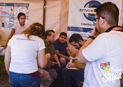 Feria de la Salud 2019 Grupo GAMI en Amphenol68