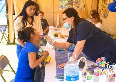 Feria de la Salud 2019 Grupo GAMI en Amphenol69