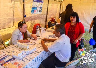 Feria de la Salud 2019 Grupo GAMI en Amphenol70