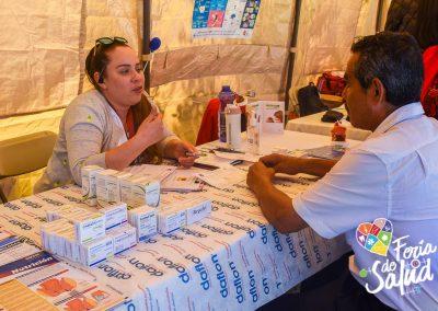 Feria de la Salud 2019 Grupo GAMI en Amphenol71