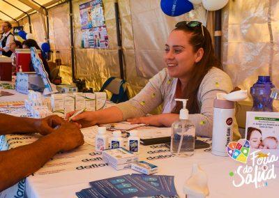 Feria de la Salud 2019 Grupo GAMI en Amphenol73