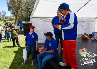 Feria de la Salud 2019 Grupo GAMI en Amphenol75