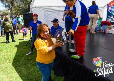 Feria de la Salud 2019 Grupo GAMI en Amphenol76