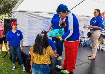 Feria de la Salud 2019 Grupo GAMI en Amphenol77