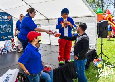 Feria de la Salud 2019 Grupo GAMI en Amphenol89