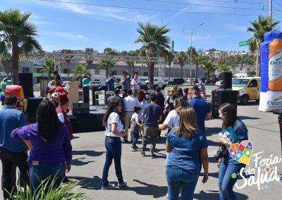 Feria de la Salud 2019 Grupo GAMI en Stryker1