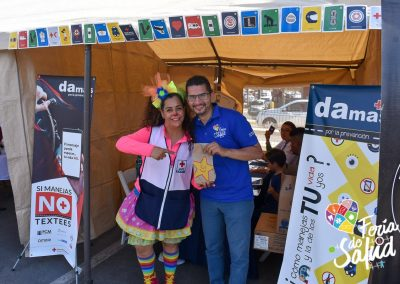 Feria de la Salud 2019 Grupo GAMI en Stryker11