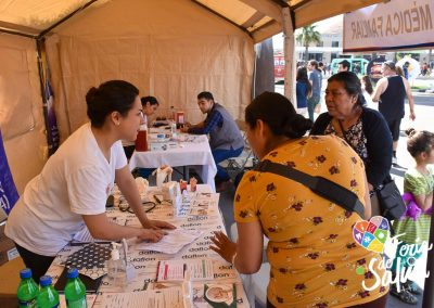Feria de la Salud 2019 Grupo GAMI en Stryker23