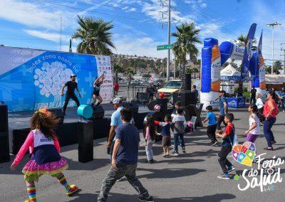 Feria de la Salud 2019 Grupo GAMI en Stryker28