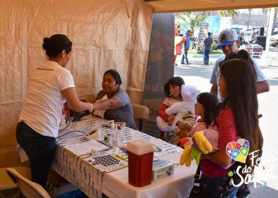 Feria de la Salud 2019 Grupo GAMI en Stryker36