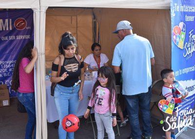 Feria de la Salud 2019 Grupo GAMI en Stryker43