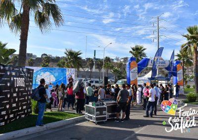 Feria de la Salud 2019 Grupo GAMI en Stryker53