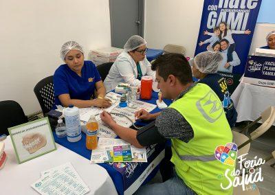 Feria de la Salud 2019 Grupo GAMI en Smurfit Kappa55