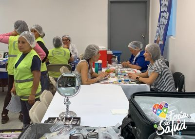 Feria de la Salud 2019 Grupo GAMI en Smurfit Kappa59