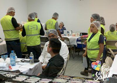 Feria de la Salud 2019 Grupo GAMI en Smurfit Kappa60