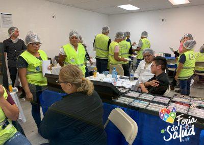 Feria de la Salud 2019 Grupo GAMI en Smurfit Kappa61